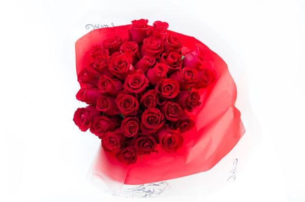 Red roses (Valentine's 2019)
