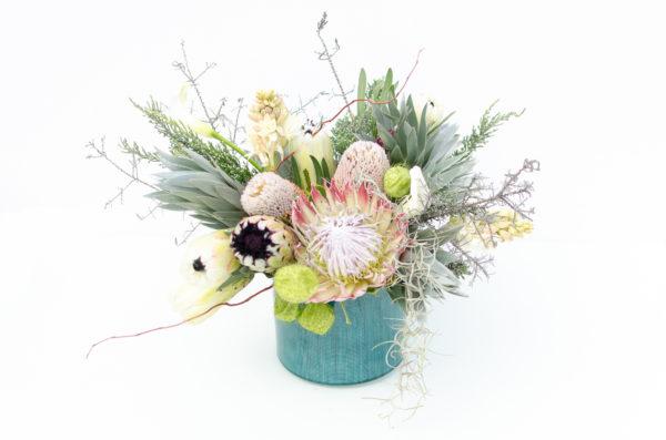 Fynbos arrangement