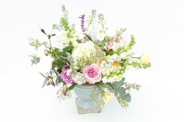 Classic pastel arrangement